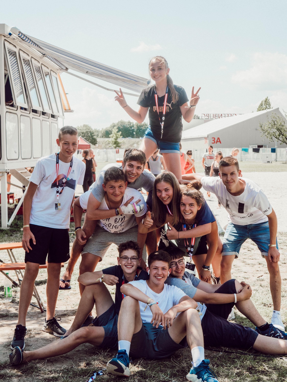 Die über 2000 Teenager erlebten bei TeenStreet viel Spaß, Sport und Musik, aber auch geistlichen Tiefgang © TeenStreet, OM
