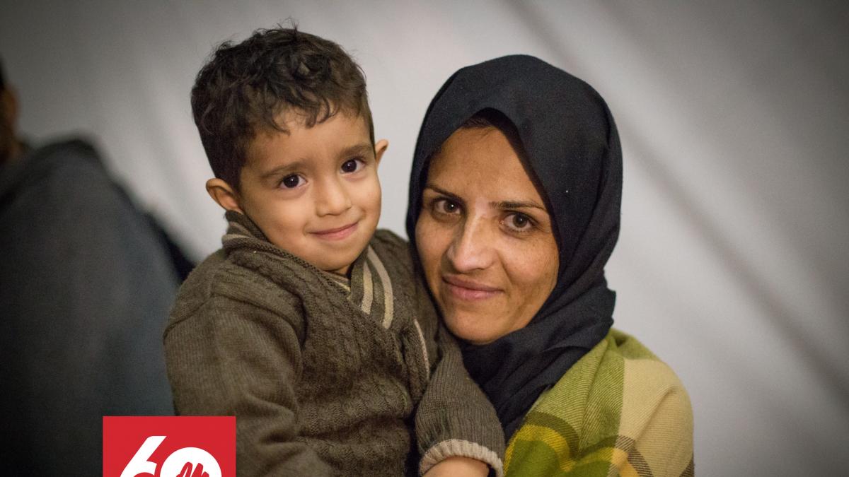 Menschenwürde für Flüchtlinge