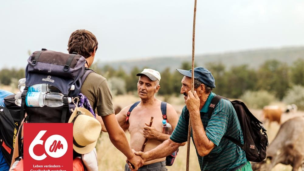 Ein Volk erhebt sich, um seine eigenen Landsleute und noch mehr Menschen zu erreichen