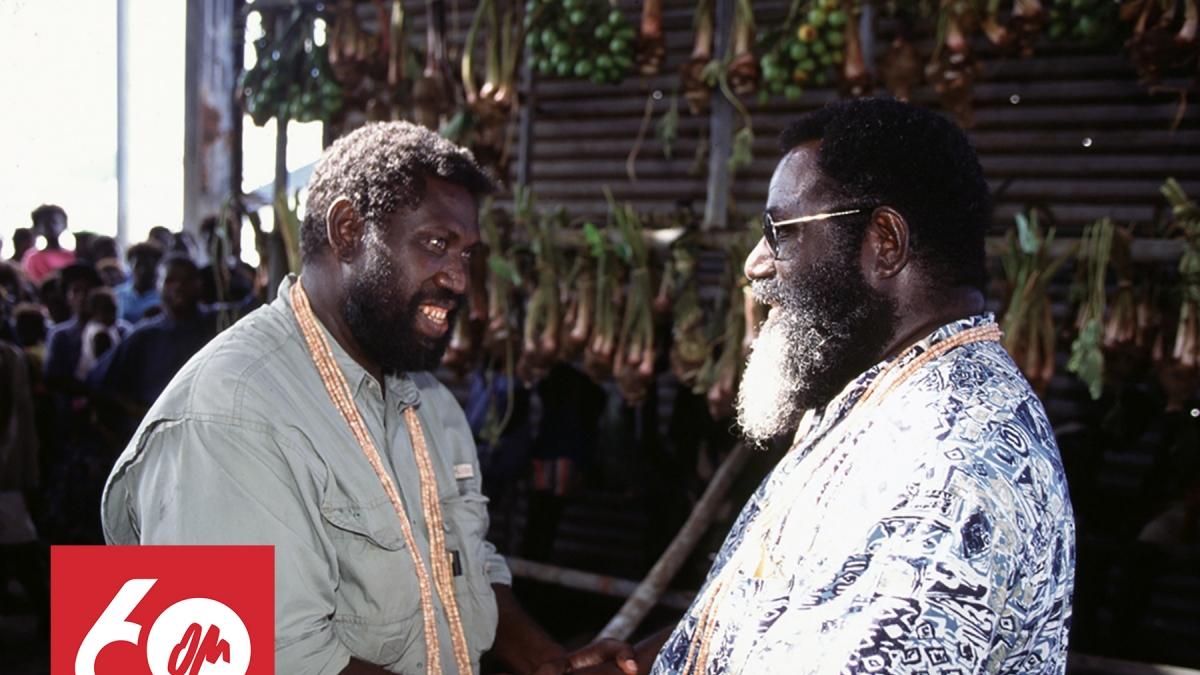 Doulos – eine Plattform des Friedens für Papua-Neuguinea