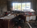 Viele Häuser sind vom Hurrikan Dorian zerstört und unbewohnbar