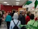 Viele Mosbacher kamen, um sich die Ausstellung historischer Dokumente anzuschauen
