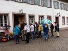 Trotz Regen ließen sich gut 400 Personen nicht abhalten, in unsere Mühle zu kommen.