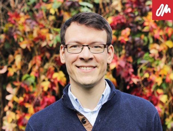 Doron Lukat wird ab April 2019 der neue Direktor von OM in Deutschland