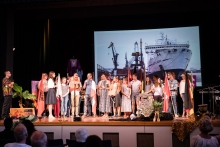 Beim OM-Freundestreffen wurden 33 neue Mitarbeiter vorgestellt © Foto: OM, Konstatin Neureuther