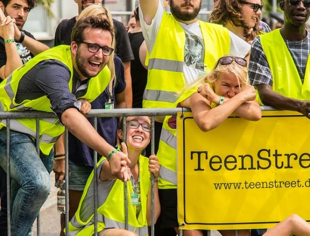 TeenStreet security team