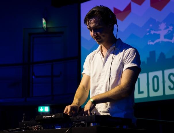 Swedish DJ David