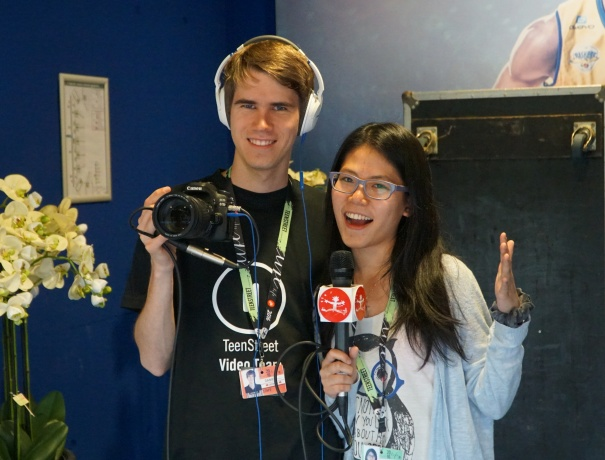 Do you have experience in video? Come join our social media videoteam at TeenStreet!